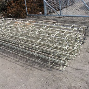 Fiberglass-Rebar-Columns-and-Piling-Cages