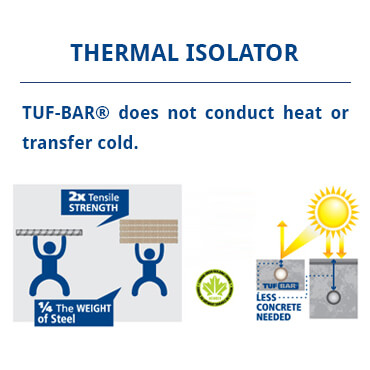 thermal isolator