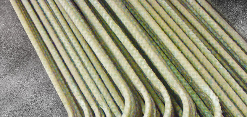 Developments on GFRP Rebar as Internal Reinforcement