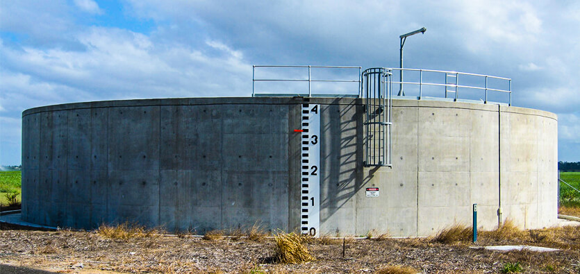 How To Protect Concrete Tanks In Water And Wastewater Treatment Facilities
